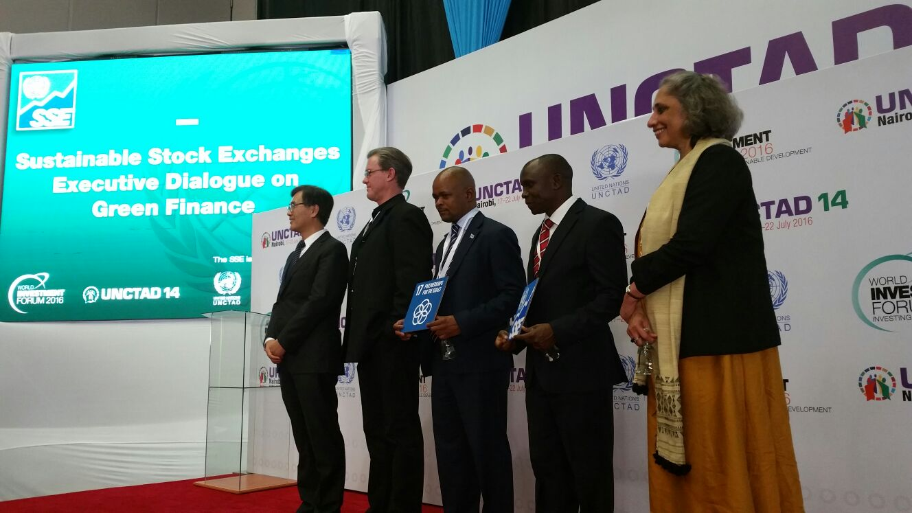 Three more African exchanges join United Nations Sustainable Stock Exchanges initiative