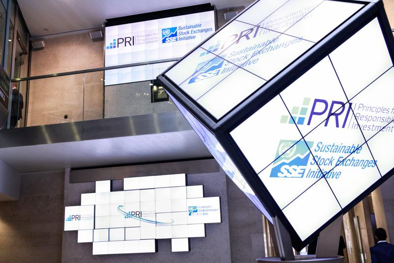 Stock exchange global campaign gathers momentum