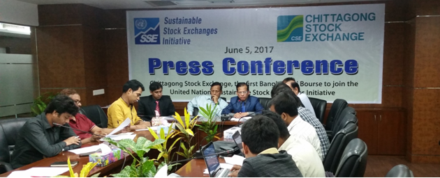 Bangladesh joins the SSE