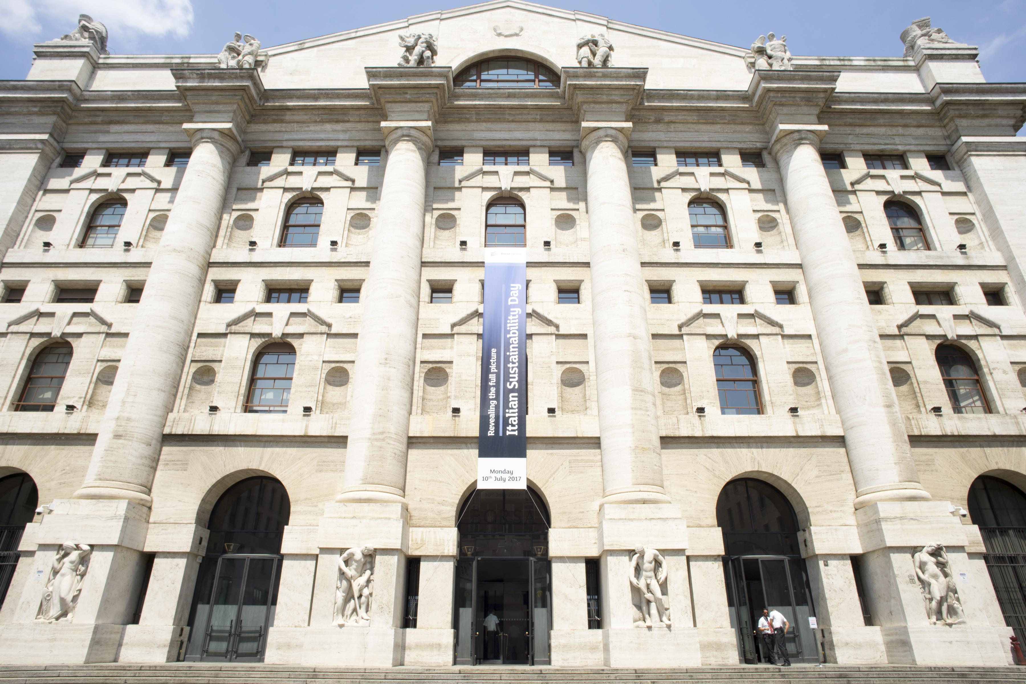 Borsa Italiana hosts inaugural Italian Sustainability Day
