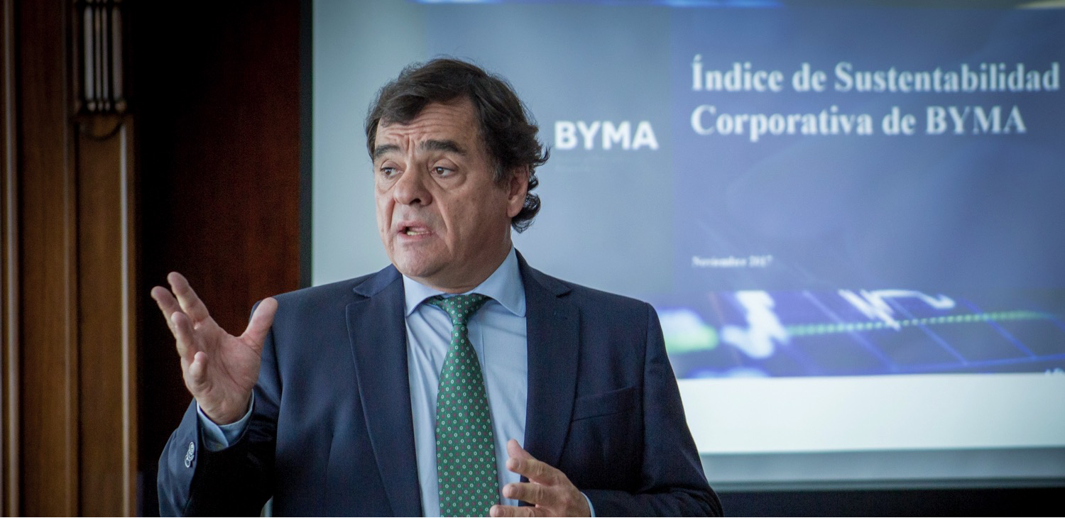 Argentina's BYMA joins exchanges committed to sustainability