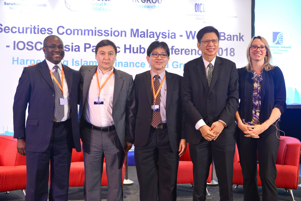 SSE presents green finance action plan at joint IOSCO, World Bank, Malaysia Securities Commission event