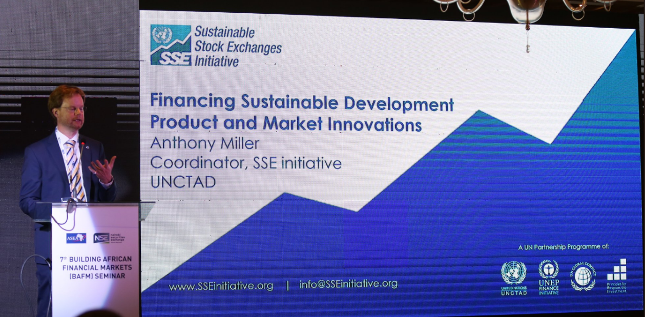 SSE works with African exchanges to leverage innovation for sustainable development