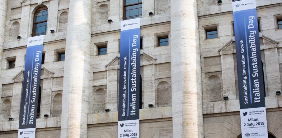 Italian Sustainability Day: Borsa Italiana grows ESG dialogue, second year in a row