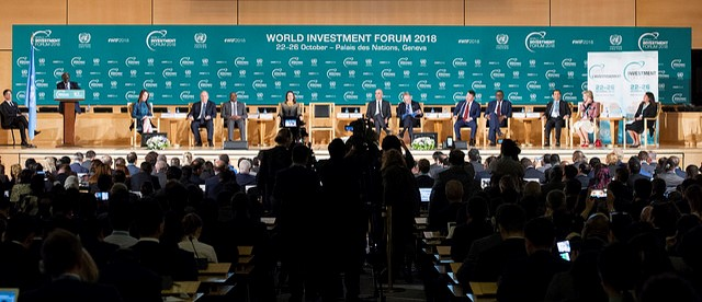 SSE partners provide substantial contribution at 2018 UNCTAD World Investment Forum