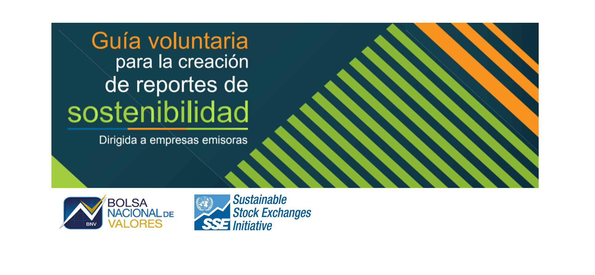 National Stock Exchange of Costa Rica Launch Sustainable Voluntary Guidance for issuers