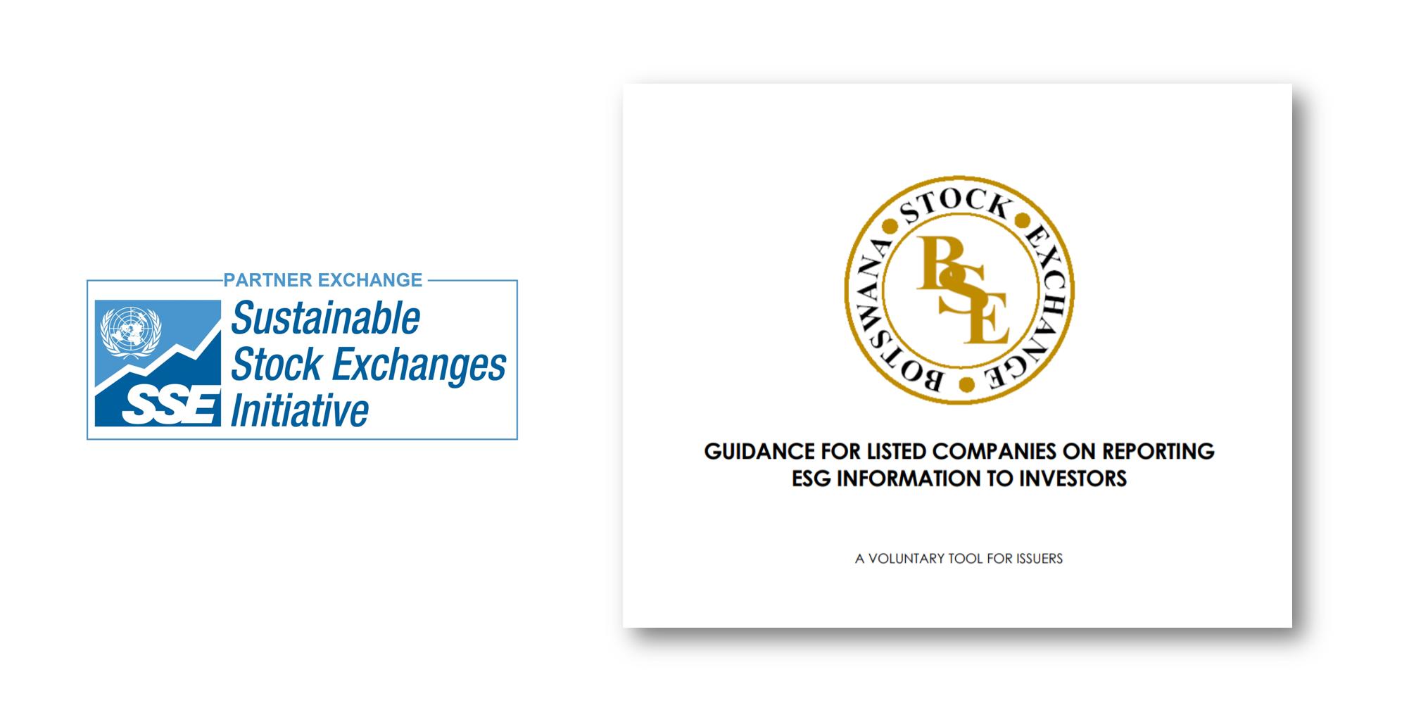 Botswana Stock Exchange fulfils commitment to publish guidance on ESG reporting