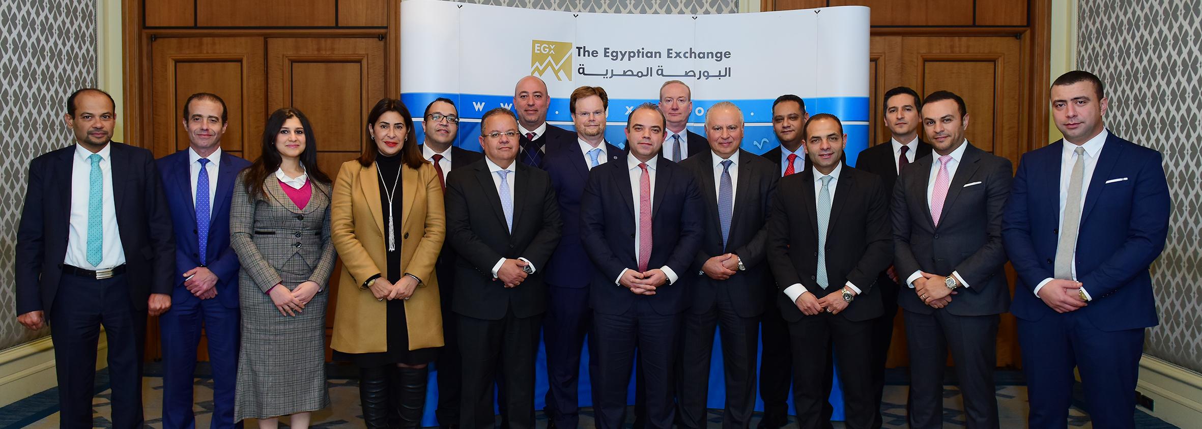 SSE serves on The Egyptian Exchange's International Advisory Committee
