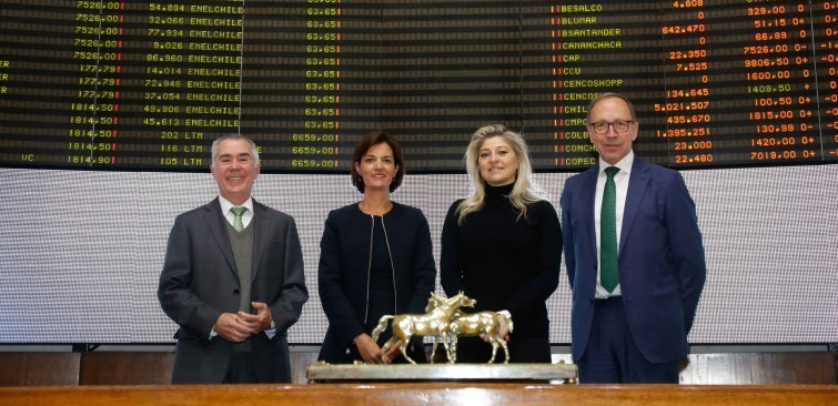 Exchange in Focus: Santiago Exchange and Luxembourg Stock Exchange sign MoU to promote green and social bonds